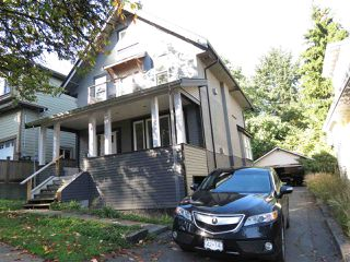 Main Photo: 3585 MARSHALL Street in Vancouver: Grandview VE House for sale (Vancouver East)  : MLS®# R2315908