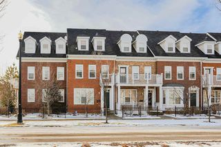 Photo 1: 1048 GAULT Boulevard NW in Edmonton: Zone 27 Townhouse for sale : MLS®# E4134587