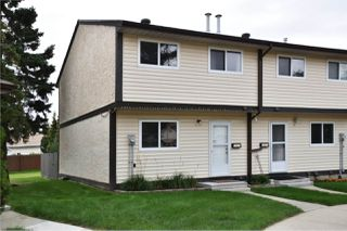 Main Photo:  in Edmonton: Zone 20 Townhouse for sale : MLS®# E4135650