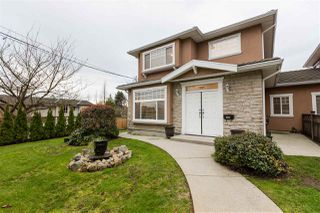 Main Photo: 1393 SPERLING Avenue in Burnaby: Sperling-Duthie House 1/2 Duplex for sale (Burnaby North)  : MLS®# R2328152