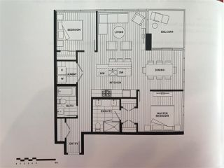"""Photo 15: 3707 6098 STATION Street in Burnaby: Metrotown Condo for sale in """"Station Square II"""" (Burnaby South)  : MLS®# R2333454"""