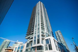 "Main Photo: 3707 6098 STATION Street in Burnaby: Metrotown Condo for sale in ""Station Square II"" (Burnaby South)  : MLS®# R2333454"