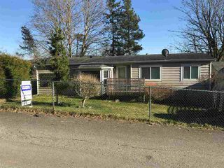 "Main Photo: 128 10221 WILSON Street in Mission: Stave Falls Manufactured Home for sale in ""Triple Creek Estates"" : MLS®# R2334559"