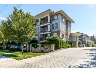 "Photo 1: 215 12238 224 Street in Maple Ridge: East Central Condo for sale in ""URBANO"" : MLS®# R2376710"