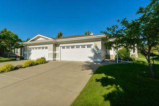 Photo 1: 9 HENDRIE Place: Stony Plain House Half Duplex for sale : MLS®# E4162128