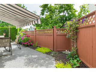 "Photo 28: 7 9163 FLEETWOOD Way in Surrey: Fleetwood Tynehead Townhouse for sale in ""Beacon Square"" : MLS®# R2387246"