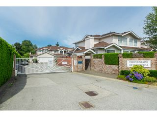 "Photo 32: 7 9163 FLEETWOOD Way in Surrey: Fleetwood Tynehead Townhouse for sale in ""Beacon Square"" : MLS®# R2387246"