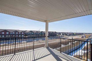 Photo 26: 422 4008 SAVARYN Drive in Edmonton: Zone 53 Condo for sale : MLS®# E4184856