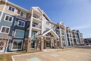 Photo 1: 422 4008 SAVARYN Drive in Edmonton: Zone 53 Condo for sale : MLS®# E4184856