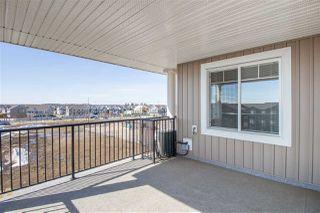 Photo 27: 422 4008 SAVARYN Drive in Edmonton: Zone 53 Condo for sale : MLS®# E4184856