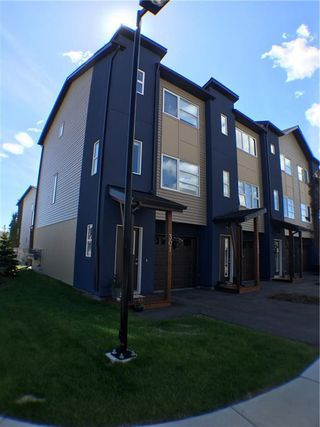 Photo 3: 301 2461 BAYSPRINGS Link SW: Airdrie Row/Townhouse for sale : MLS®# C4299735