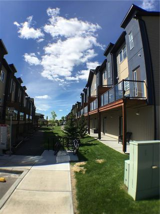 Photo 5: 301 2461 BAYSPRINGS Link SW: Airdrie Row/Townhouse for sale : MLS®# C4299735