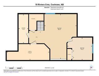 Photo 47: 10 RIVIERA Crescent: Cochrane Detached for sale : MLS®# A1018157