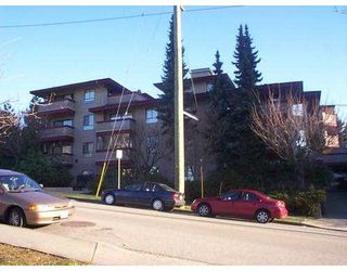 "Main Photo: 203 109 10TH ST in New Westminster: Uptown NW Condo for sale in ""LANDGRO MANOR"" : MLS®# V575747"
