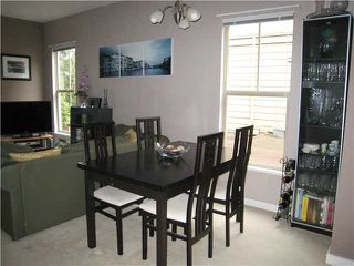 """Photo 3: 237 18 JACK MAHONY Place in New Westminster: GlenBrooke North Townhouse for sale in """"THE WESTERLEY"""" : MLS®# V879718"""