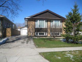 Photo 1: 884 ISBISTER Street in WINNIPEG: Westwood / Crestview Residential for sale (West Winnipeg)  : MLS®# 1107876