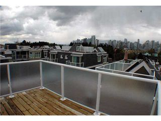 "Photo 9: 2261 HEATHER Street in Vancouver: Fairview VW Townhouse for sale in ""THE FOUNTAINS"" (Vancouver West)  : MLS®# V888051"
