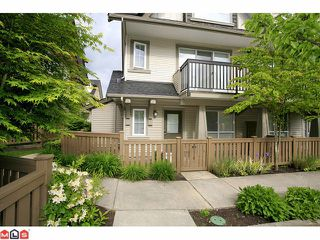 "Photo 2: 19 7155 189TH Street in Surrey: Clayton Townhouse for sale in ""Bacara"" (Cloverdale)  : MLS®# F1114971"