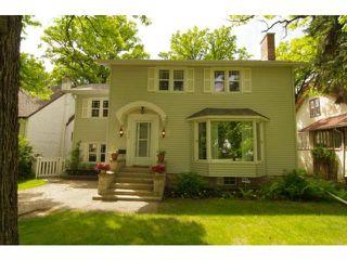 Photo 1: 290 Overdale Street in WINNIPEG: St James Residential for sale (West Winnipeg)  : MLS®# 1111764