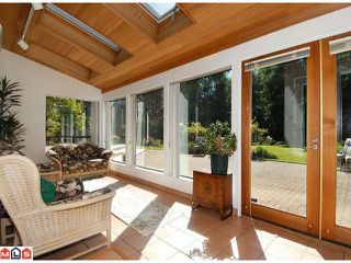 """Photo 7: 16980 23RD Avenue in Surrey: Pacific Douglas House for sale in """"Grandview"""" (South Surrey White Rock)  : MLS®# F1122611"""