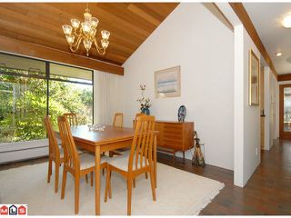 """Photo 4: 16980 23RD Avenue in Surrey: Pacific Douglas House for sale in """"Grandview"""" (South Surrey White Rock)  : MLS®# F1122611"""