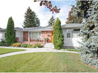 Main Photo: 3639 12 Street SW in CALGARY: Elbow Park Glencoe Residential Detached Single Family for sale (Calgary)  : MLS®# C3495011