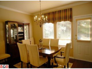 Photo 4: 18196 69TH AV in Surrey: Cloverdale BC House for sale (Cloverdale)  : MLS®# F1125359