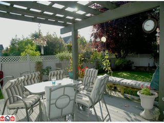 Photo 10: 18196 69TH AV in Surrey: Cloverdale BC House for sale (Cloverdale)  : MLS®# F1125359