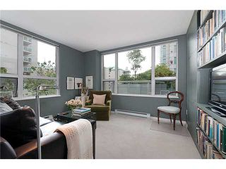 "Photo 8: # 516 888 BEACH AV in Vancouver: Yaletown Condo for sale in ""888 BEACH"" (Vancouver West)  : MLS®# V953540"