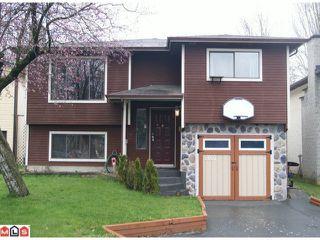 "Main Photo: 2667 WILDWOOD Drive in Langley: Willoughby Heights House for sale in ""WILLOUGHBY HEIGHTS"" : MLS®# F1225876"