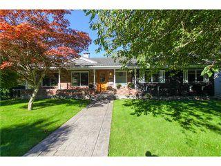 Photo 2: 5163 DENNISON DR in Tsawwassen: Tsawwassen Central House for sale : MLS®# V1028860
