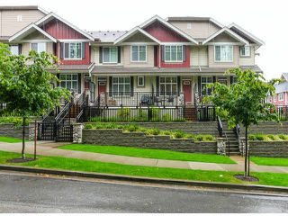 "Photo 1: 2 3009 156TH Street in Surrey: Grandview Surrey Townhouse for sale in ""KALLISTO"" (South Surrey White Rock)  : MLS®# F1327261"