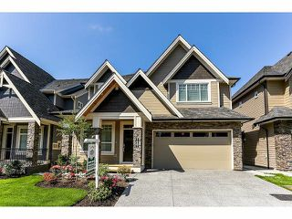 "Photo 1: 7687 211B Street in Langley: Willoughby Heights House for sale in ""Yorkson"" : MLS®# F1405632"