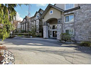 Photo 1: 413 1150 E 29TH Street in North Vancouver: Lynn Valley Condo for sale : MLS®# V1053192