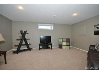 Photo 35: 3602 HAMMSTROM Way in Regina: Creekside Single Family Dwelling for sale (Regina Area 04)  : MLS®# 493462