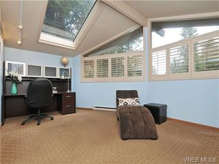 Photo 14: 4656 Lochwood Cres in VICTORIA: SE Broadmead Single Family Detached for sale (Saanich East)  : MLS®# 667571