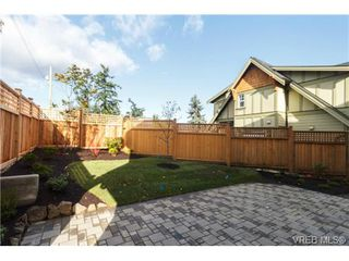Photo 18: B 7880 Wallace Dr in SAANICHTON: CS Saanichton Half Duplex for sale (Central Saanich)  : MLS®# 686274