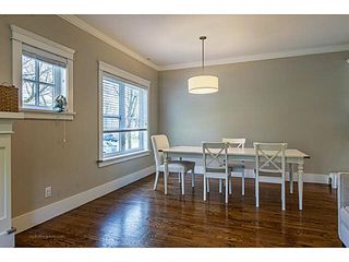 Photo 3: 2406 W 7TH Avenue in Vancouver: Kitsilano Townhouse for sale (Vancouver West)  : MLS®# V1114924