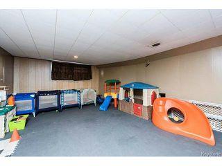 Photo 19: 780 Airlies Street in WINNIPEG: West Kildonan / Garden City Residential for sale (North West Winnipeg)  : MLS®# 1515276