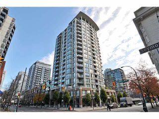 "Photo 1: 905 1082 SEYMOUR Street in Vancouver: Downtown VW Condo for sale in ""FREESIA"" (Vancouver West)  : MLS®# V1129225"