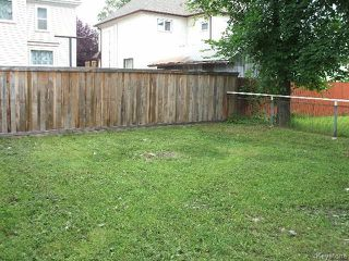 Photo 11: 367 Magnus Avenue in WINNIPEG: North End Residential for sale (North West Winnipeg)  : MLS®# 1519816