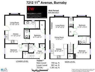 Photo 20: 7212 11 Avenue in Burnaby: Edmonds BE 1/2 Duplex for sale (Burnaby East)  : MLS®# R2020031