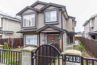 Photo 1: 7212 11 Avenue in Burnaby: Edmonds BE 1/2 Duplex for sale (Burnaby East)  : MLS®# R2020031