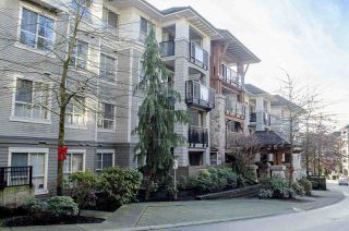 "Photo 1: 308 2968 SILVER SPRINGS Boulevard in Coquitlam: Westwood Plateau Condo for sale in ""TAMARISK"" : MLS®# R2021016"