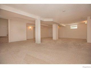 Photo 14: 152 Wainwright Crescent in WINNIPEG: St Vital Residential for sale (South East Winnipeg)  : MLS®# 1531945
