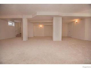 Photo 15: 152 Wainwright Crescent in WINNIPEG: St Vital Residential for sale (South East Winnipeg)  : MLS®# 1531945