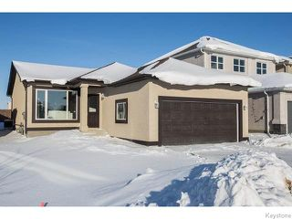 Photo 1: 152 Wainwright Crescent in WINNIPEG: St Vital Residential for sale (South East Winnipeg)  : MLS®# 1531945