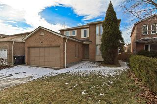 Main Photo: 449 Naomi Crest in Mississauga: Fairview House (2-Storey) for lease : MLS®# W3405398
