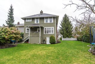Photo 19: 109 ST. PATRICK Street in New Westminster: Queens Park House for sale : MLS®# R2040725