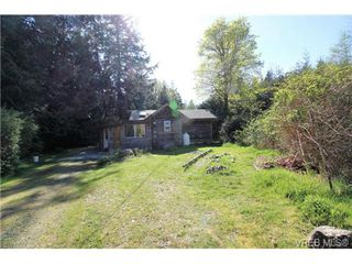 Photo 1: 2622 Sunnybrae Rd in SHIRLEY: Sk Sheringham Pnt Single Family Detached for sale (Sooke)  : MLS®# 730263